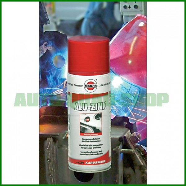 Alu-Zink - Korrosionsschutzspray - Makra